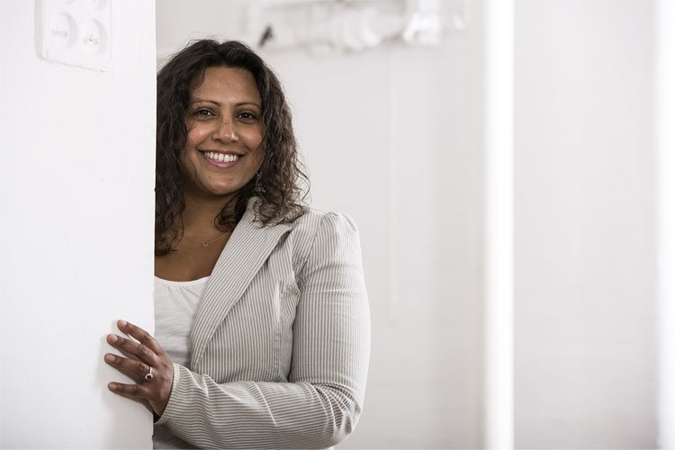 Aruna Safri-Singh Founder and Client Director