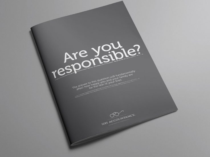 Front cover of financial product Lifetime Financial Responsibility.