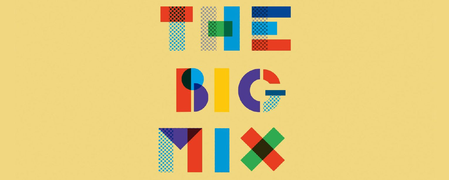 Big Mix Music festival logo.