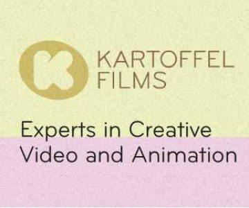 Kartoffel Films promotional web banner