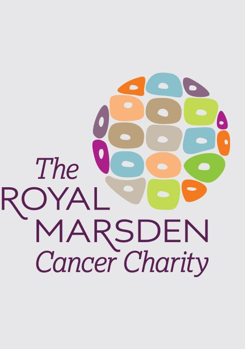 The Royal Marsden Charity logo