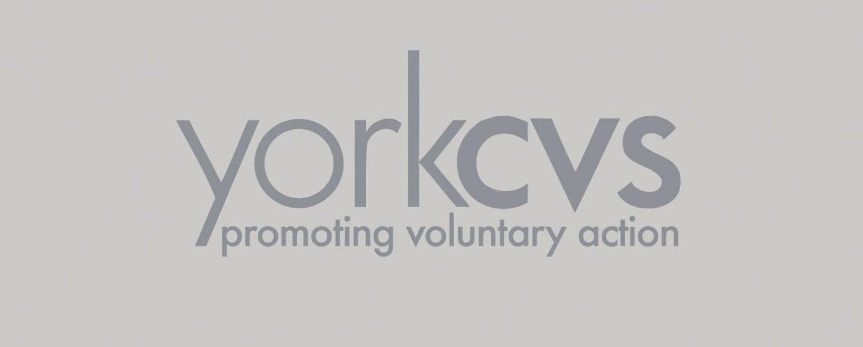 York CVS logo mono.