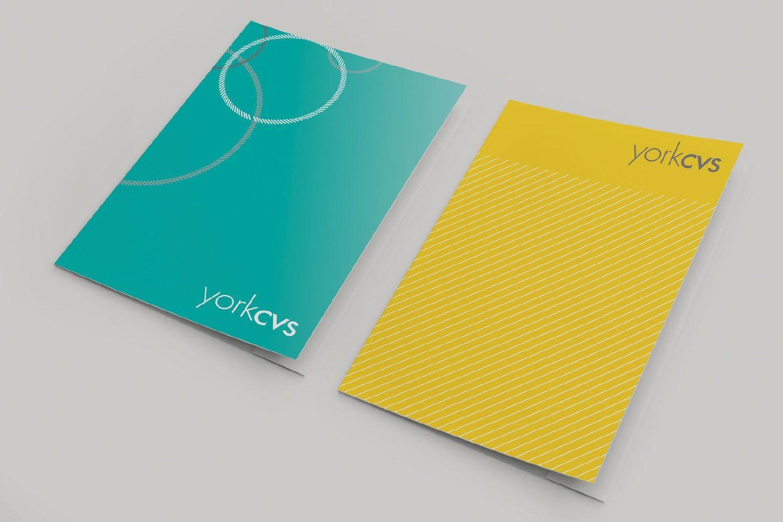 Changing brand perceptions pattern folders.