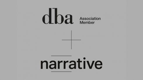 DBA Logo and Narrative Logo