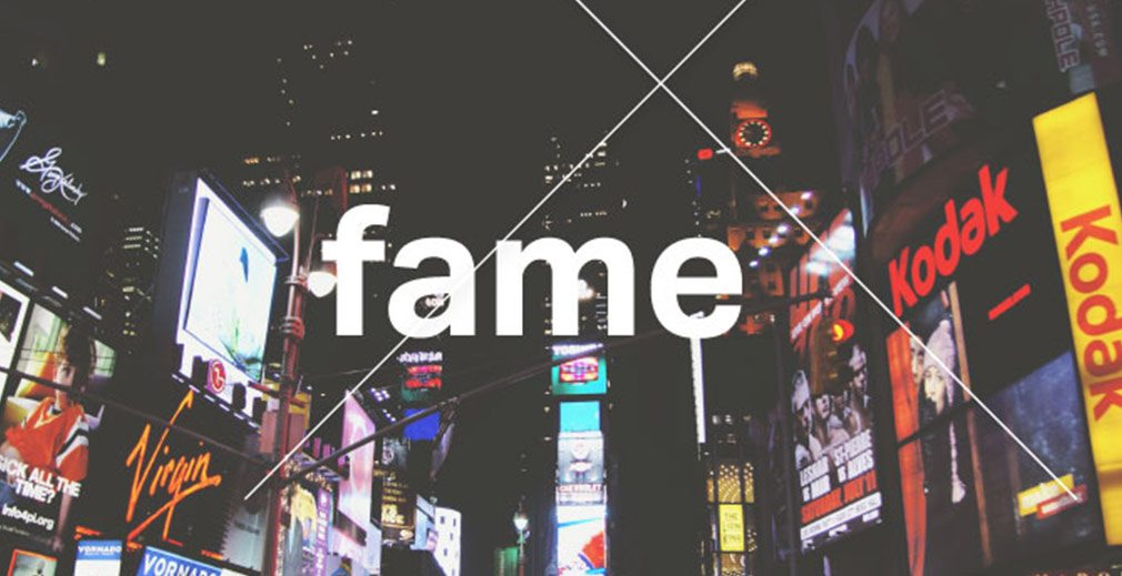 Fame and branding