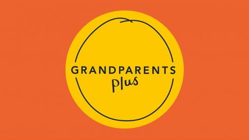 Grandparents Plus logo