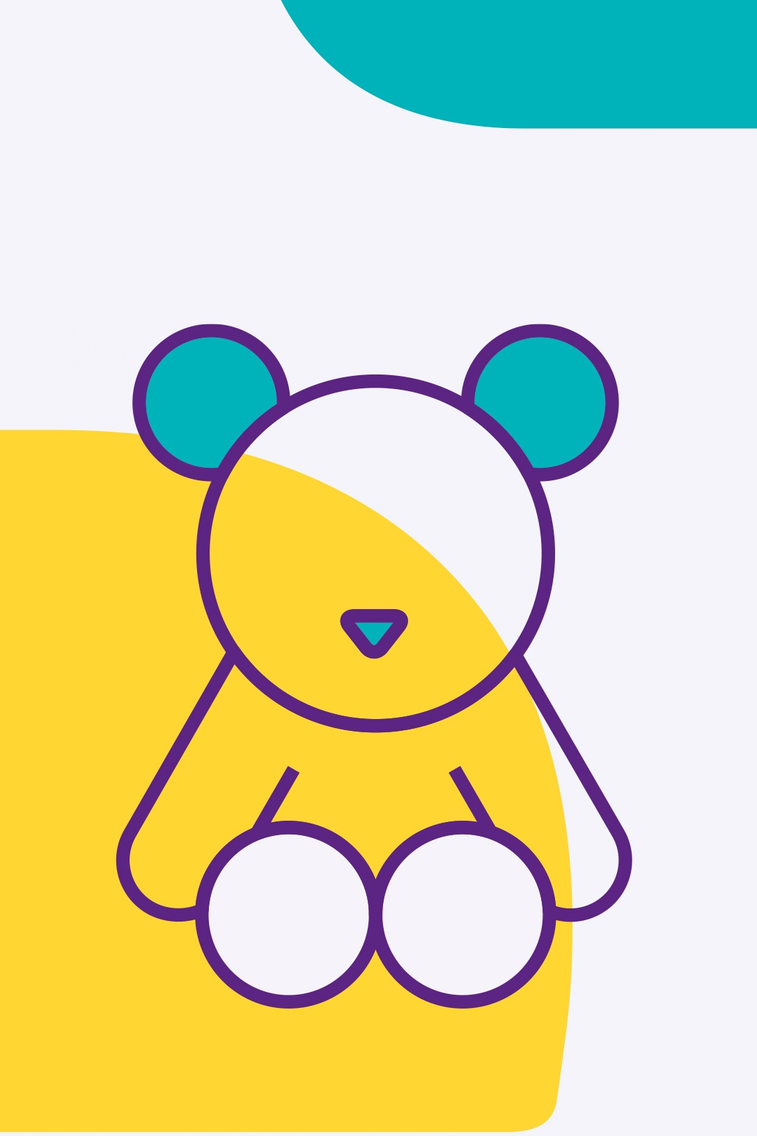 Illustration from the report showing a teddybear